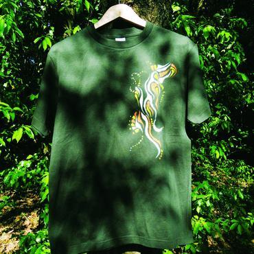 【煙模様】Tシャツ