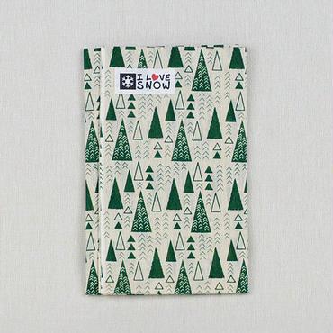 『森への感謝』シリーズ 木糸(もくいと)てぬぐい