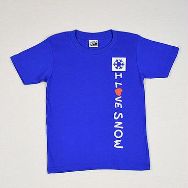 コットンキッズTシャツ (ロイヤルブルー/サイズ110・120・130)