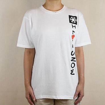 コットンTシャツ (ホワイト/サイズS・M・L・XL)