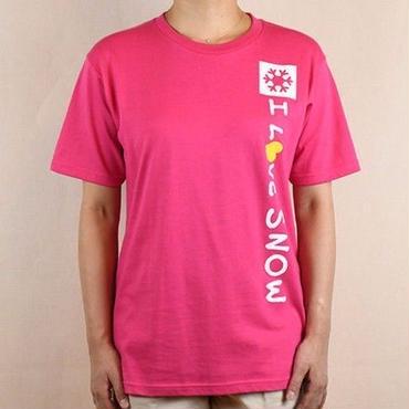 コットンTシャツ (ホットピンク/サイズS・M・L・XL)