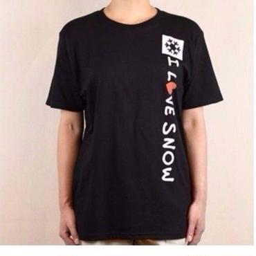 コットンTシャツ (ブラック/サイズS・M・L・XL)