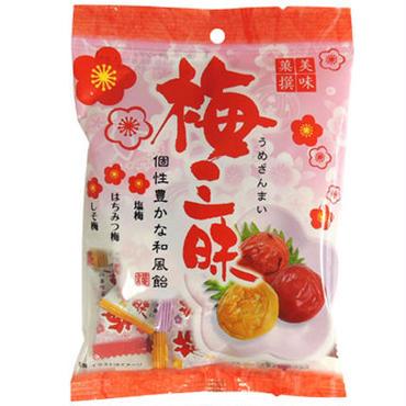 85g梅三昧(10袋)