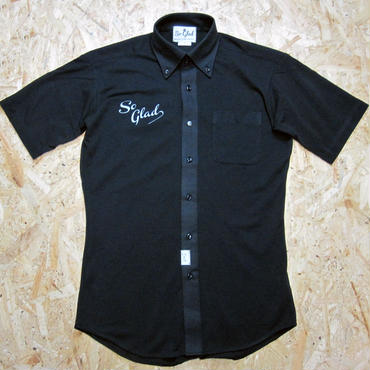 So Glad Dry BD S/S Shirt Black