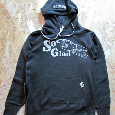 So Glad Hand P/O Parka Carbon