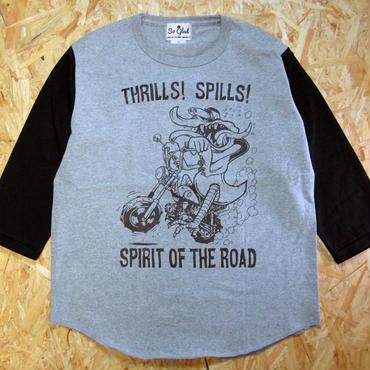 Thrills! Spills! BB 3/4S TEE
