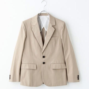 GUARICHE COTTON  2B TAILORED JACKET