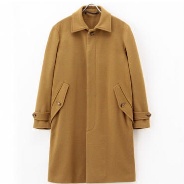 GUARICHE Lambwool Beaver Mac Coat