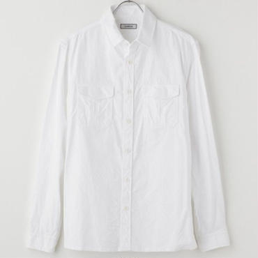 GUARICHE OXFORD ROUND COLLAR SHIRTS