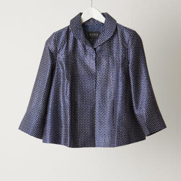 ジャケット Black Blue Radia Diya Jacket