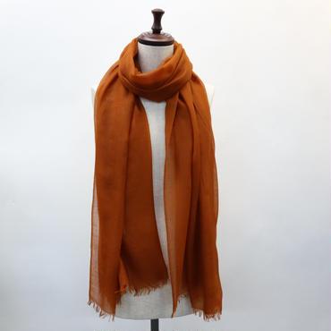 kashmir Loom  Cloud Matty    Teracotta Orange  70×200