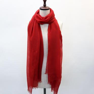 kashmir Loom  Cloud Matty    Royal Red   70×200