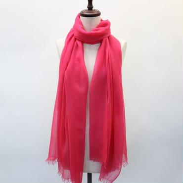 kashmir Loom  Cloud Matty    Pink Red  70×200