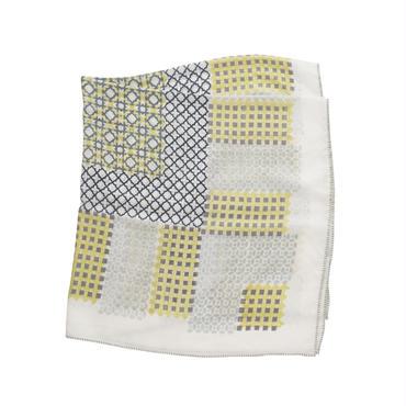 スカーフ Mix Block