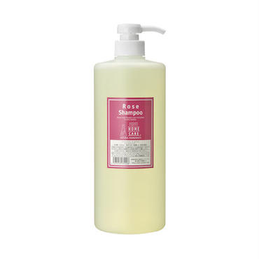 Rose Shampoo 1000ml