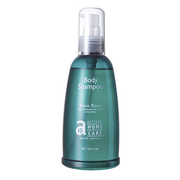 Rose Body Shampoo 260ml