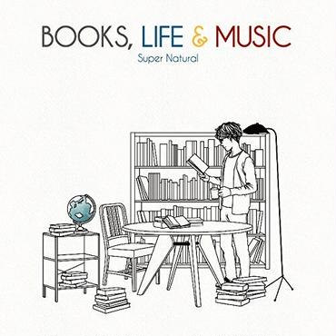 BOOKS,LIFE & MUSIC