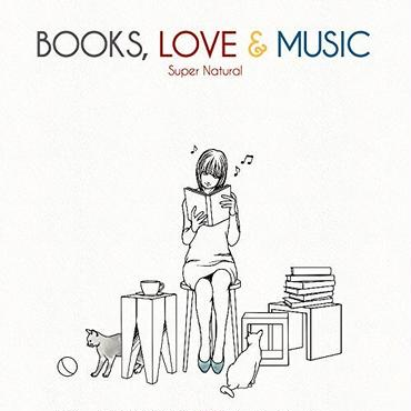 BOOKS,LOVE & MUSIC