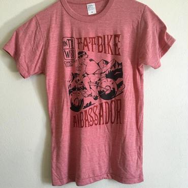 ファットバイクのTシャツ