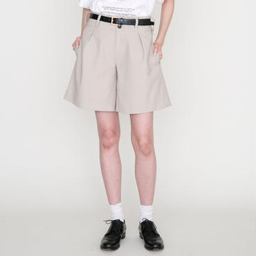 thomas magpie short pants beige