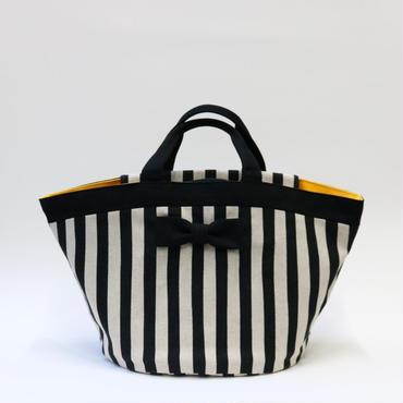 marche mini stripes black