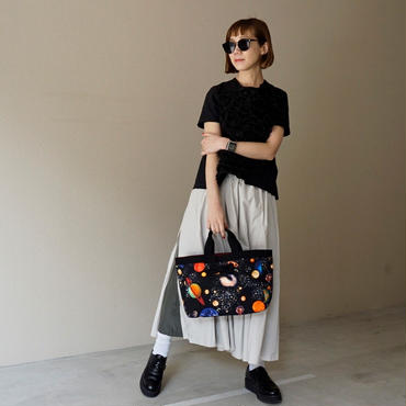 【online store限定】town mini tote Cosmos