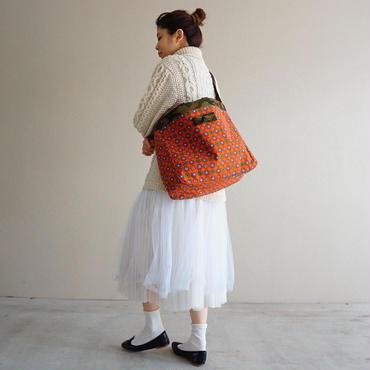【tokyo limited】adjust strap tote mosaico orange