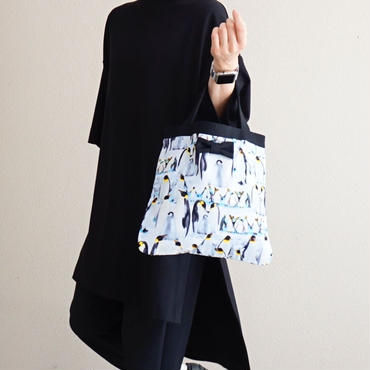 【online store 限定】small tote penguin