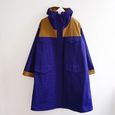 【予約終了】thomas magpie mountain coat blue