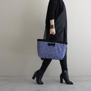 【2017 aw collection】新作 town mini tote dots royal blue