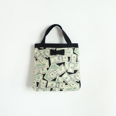 【online限定】small tote dollars