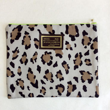 urban line mini clutch summer leopard