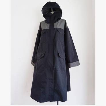 【予約終了】thomas magpie mountain coat black