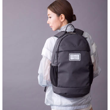 intoxic. backpack grey