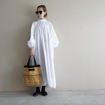 【onlinestore限定】medium tote fake basket black