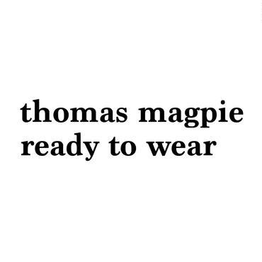 【thomas  magpie 御予約品に関して】
