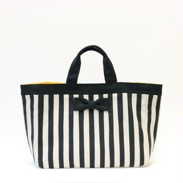 town mini stripes black