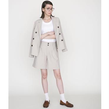 【即売品】thomas magpie short pants beige