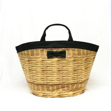 復刻 marche fake basket black
