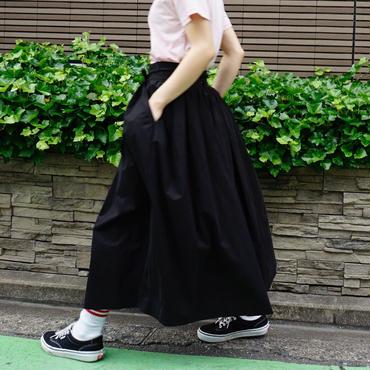 即売品thomas magpie skirt middle black