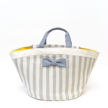 marche mini stripes grey