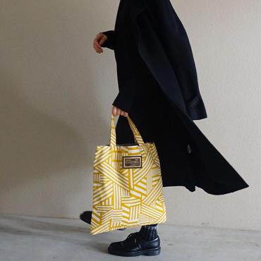 urban flat geometric yellow