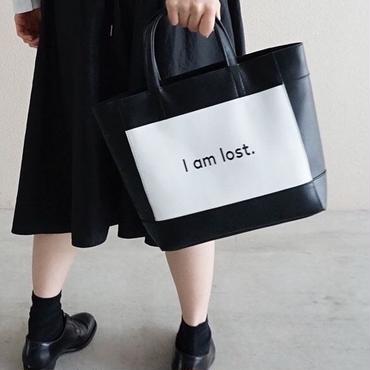 "【RESONATES】new leather line ""lost"""