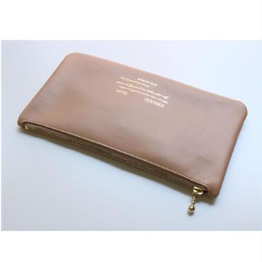 新色 leather billfold  skin