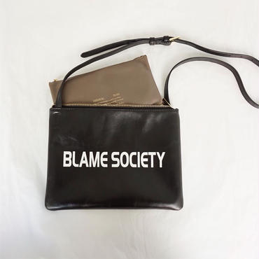 "【RESONATES】new leather line ""blame"""