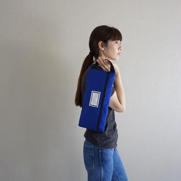 新作 college bag codura royal blue