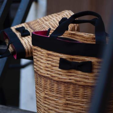 【新作】penelophia fake basket black