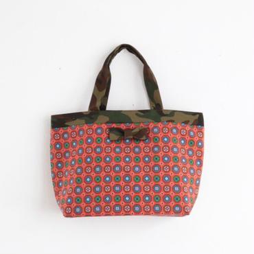 完売【tokyo limited】basic tote mosaico orange