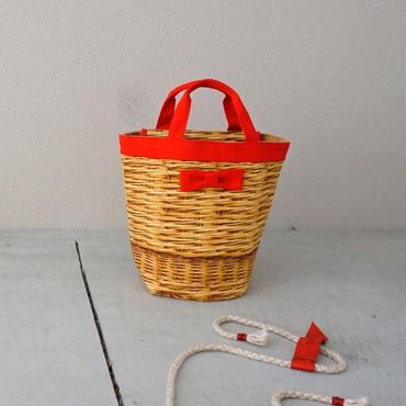 mini penelophia fake basket red