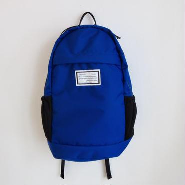 【再入荷】intoxic. backpack royal blue